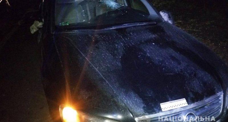 Поліцейські з'ясовують обставини ДТП в якій один чоловік загинув