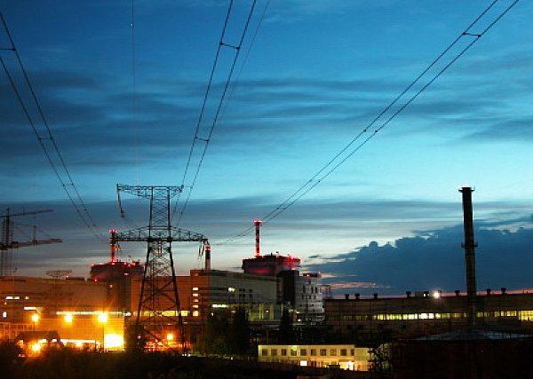 Перший енергоблок