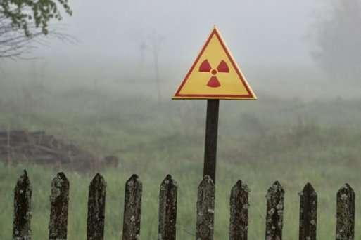 Рівень радіації навколо ХАЕС