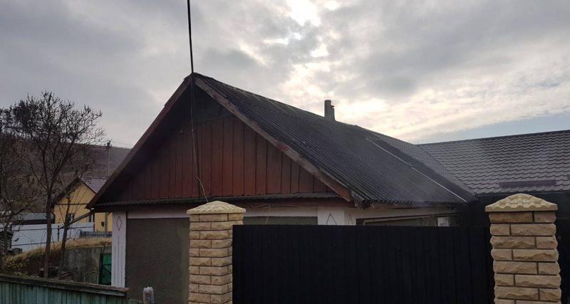 Хмельниччина: ДСНСівці ліквідували дві пожежі приватних житлових будинків
