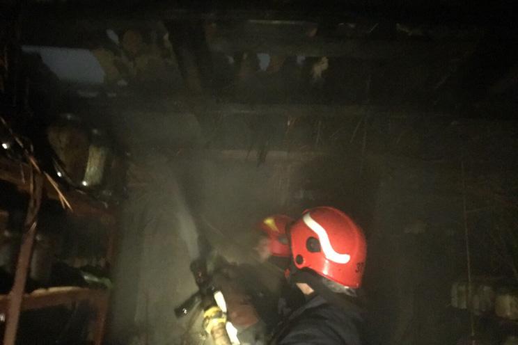 На Хмельниччині минулої доби з різних причин виникло 4 пожежі
