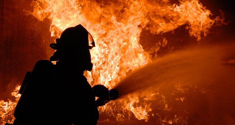 На Хмельниччині під час пожежі загинув чоловік