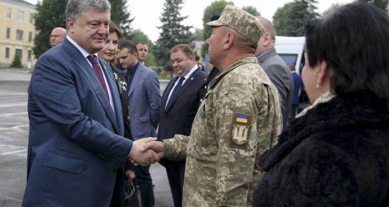 приїзд Президента в Хмельницький