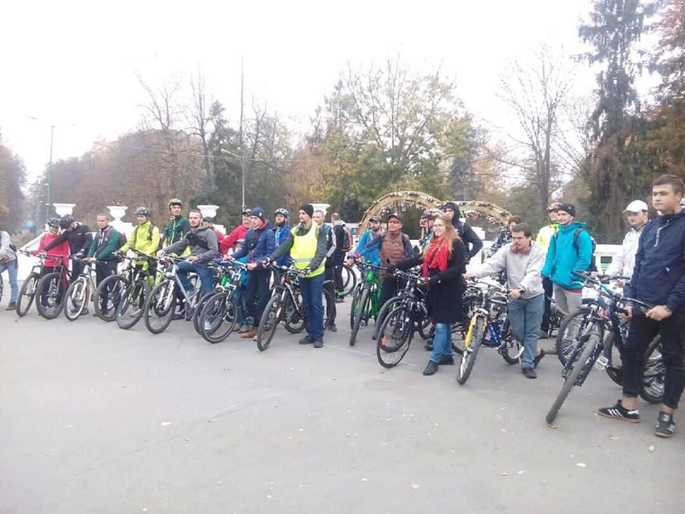 велосезон закриття Хмельницький 2018