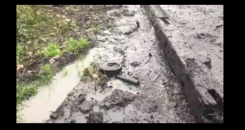 під час розчистки русла Південного Бугу знайшли два вибухонебезпечних снаряди