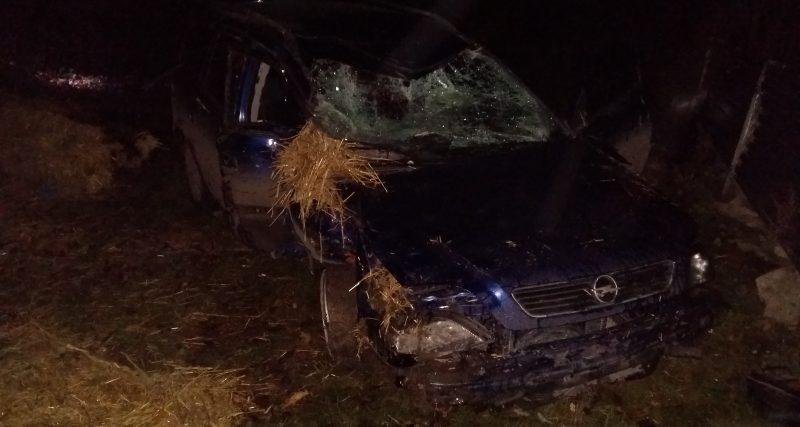 Чемеровецькі рятувальники ліквідували наслідки ДТП, в результаті якої травмовано три людини