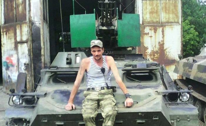 """На Хмельниччині судитимуть бойовика """"ЛНР"""" з позивним """"Дєд"""""""