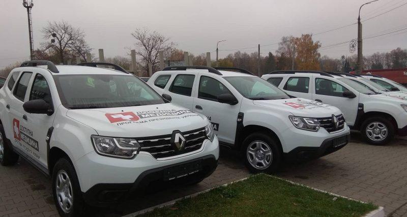 Президент їде до Хмельницького вручати медикам автомобілі придбані у однопартійця
