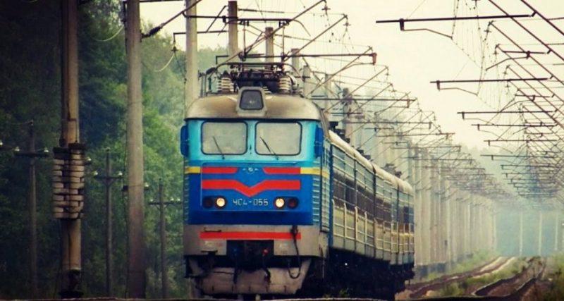 Жахливий випадок на залізниці