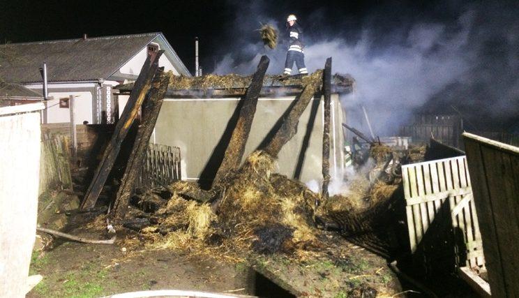 На Хмельниччині протягом минулої доби вогнеборці двічі залучалися до ліквідації пожеж