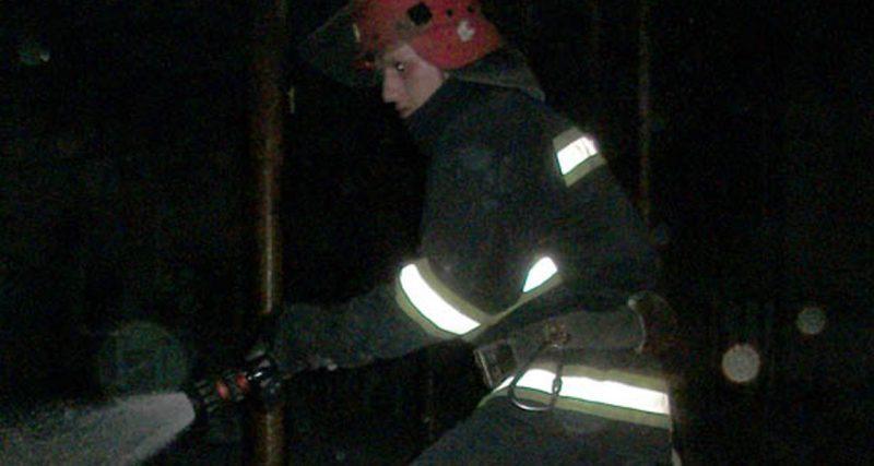 На Хмельниччині під час експлуатації печей виникло дві пожежі