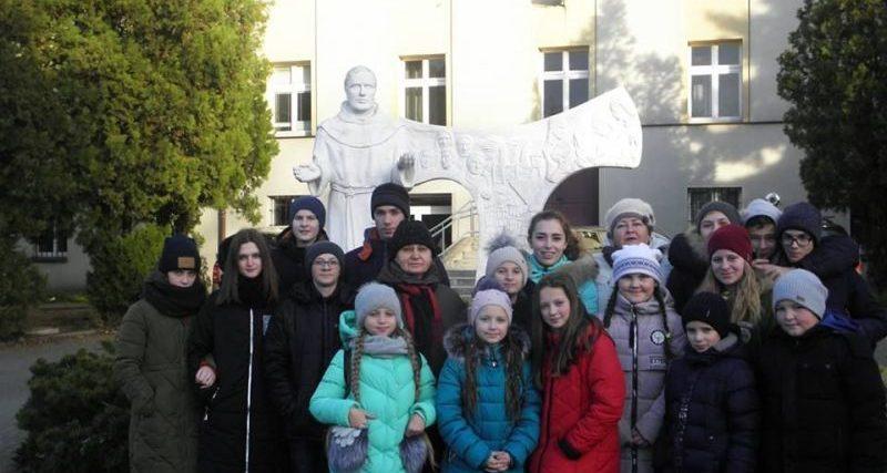 Дітям школи-інтернат влаштували подорож до Польщі