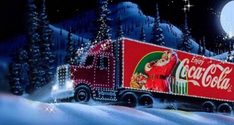 """Вантажівка """"Coca-Cola"""" сьогодні завітає до Кам'янця-Подільського"""