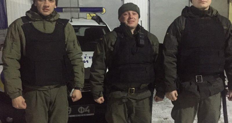 Хмельницькі гвардійці затримали злочинця
