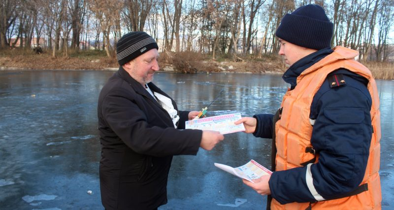 Сьогодні рятувальники провели рейди на водоймах області (ФОТО)