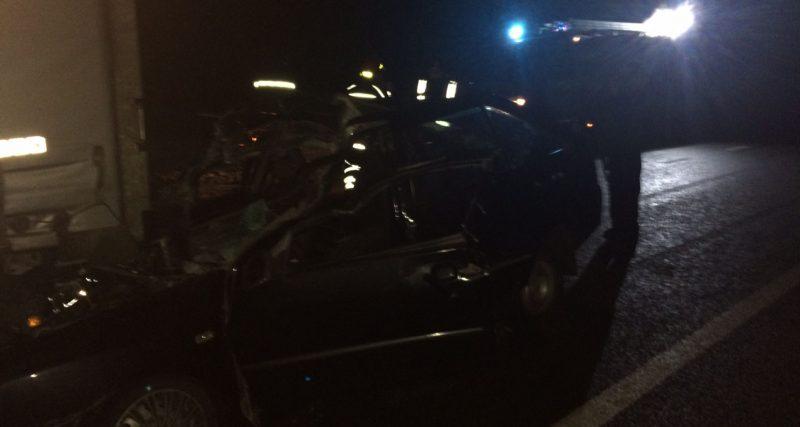 Рятувальники деблокували водія з понівеченого автомобіля