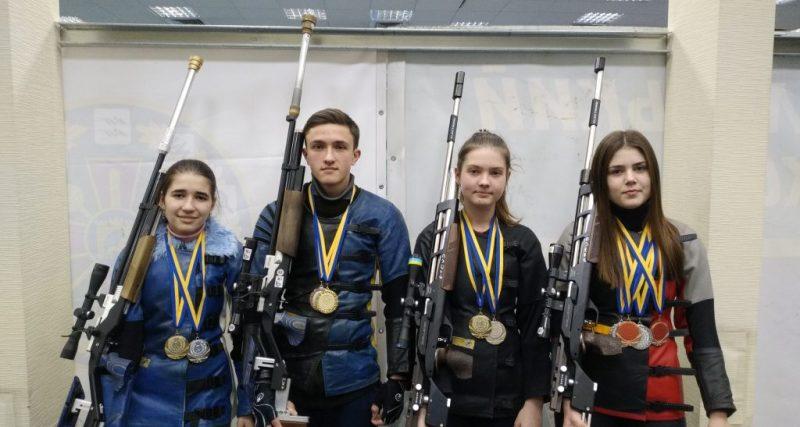 Чемпіонат України приніс чергові нагороди хмельничанам
