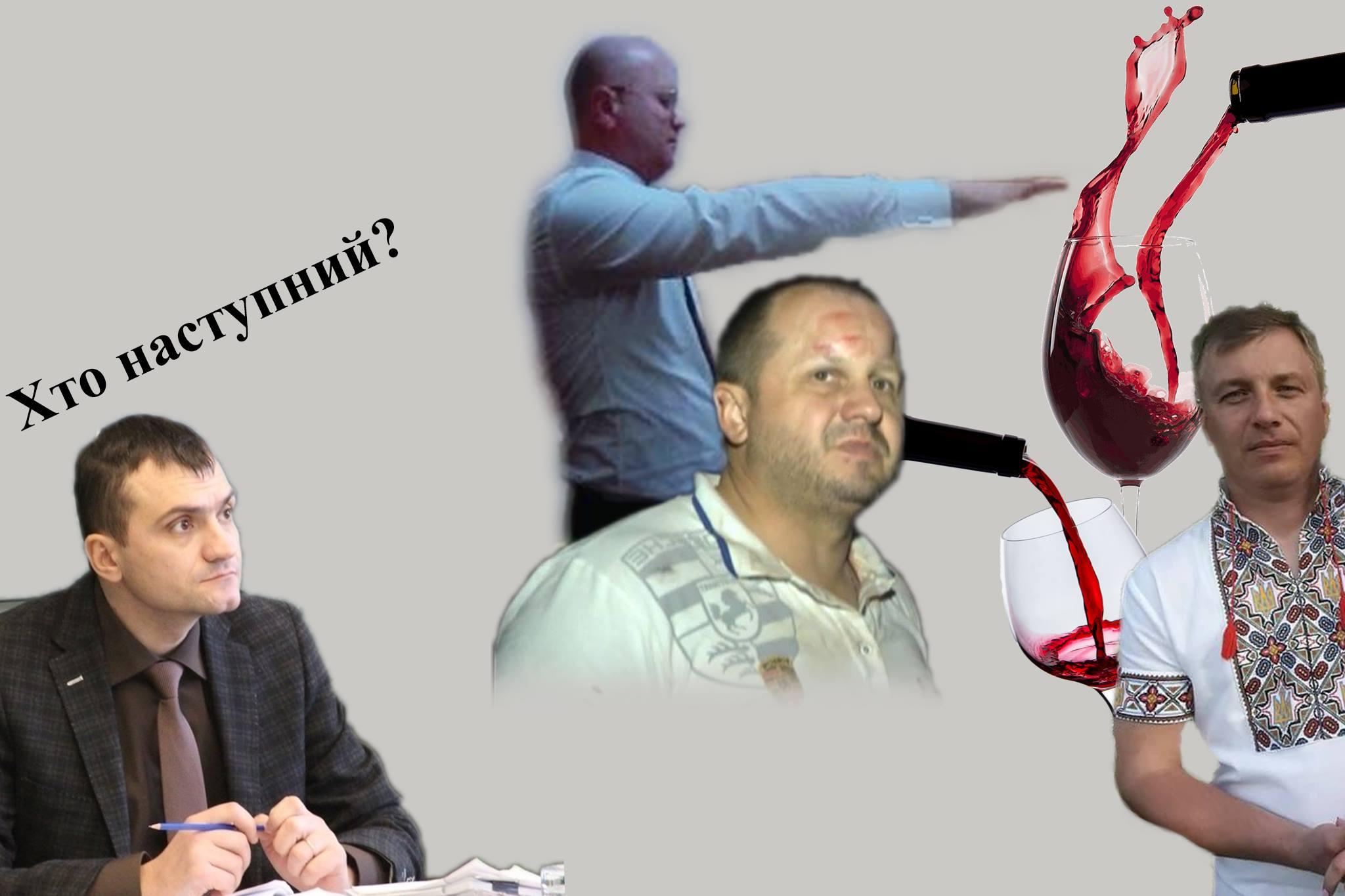 П'яні міські чиновники за кермом: загальний портрет команди мера Хмельницького чи винятки?