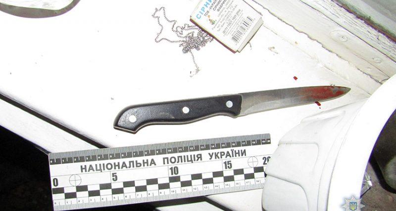 На Хмельниччині до 8,5 років позбавлення волі засудили жінку, яка ножем убила свого співмешканця