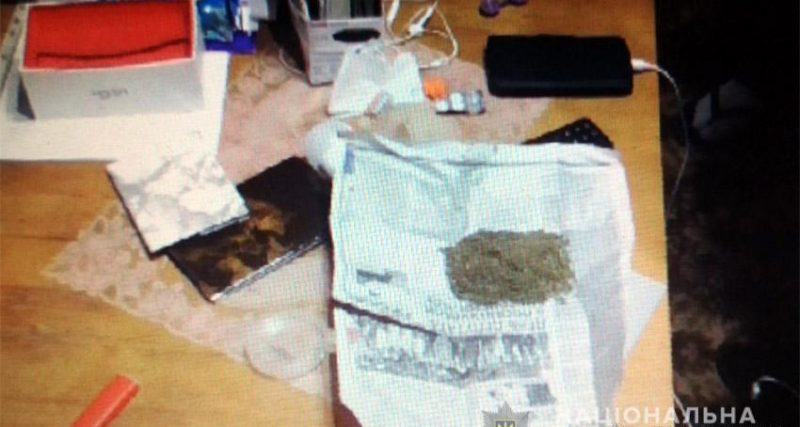 У Славуті затримано місцевого жителя, який займався збутом наркотиків