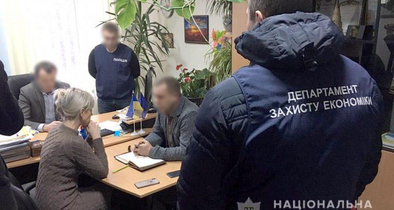 У хабарництві викрито секретаря міської ради однієї з ОТГ області