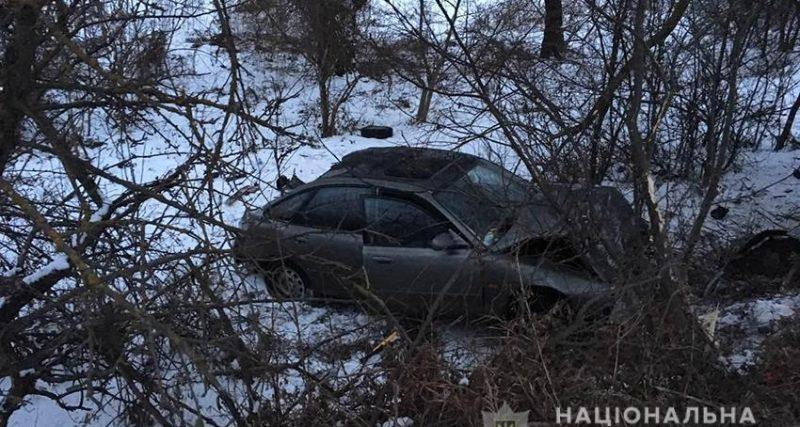 У Хмельницькому слідчі з'ясовують обставини ДТП, в яких травмувалося двоє осіб