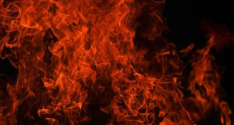 В с. Пилипи Олександрівські вогнеборці врятували будинок від знищення вогнем