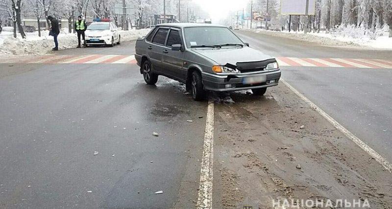Аварія сталася вчора, 28 січня, близько 14:25 години в м. Хмельницькому по проспекту Миру. За попередньою інформацією, 23-річний житель...
