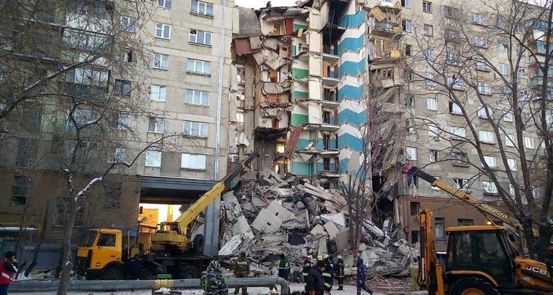 Жителька Шепетівки пропала безвісти під час обвалу будинку в Росії