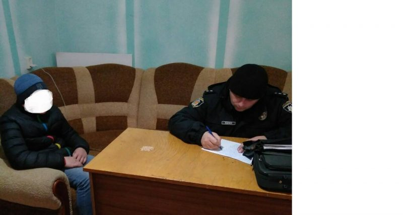 Новоушицькі працівники поліції розшукали дитину, яка втекла з дому