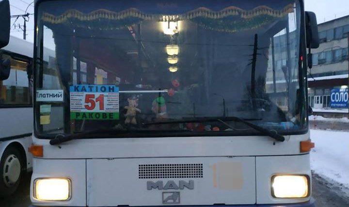 Патрульні зупинили нетверезого водія маршрутного автобуса