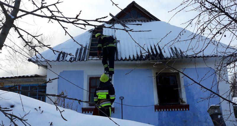 На Хмельниччині під час пожежі загинула пенсіонерка
