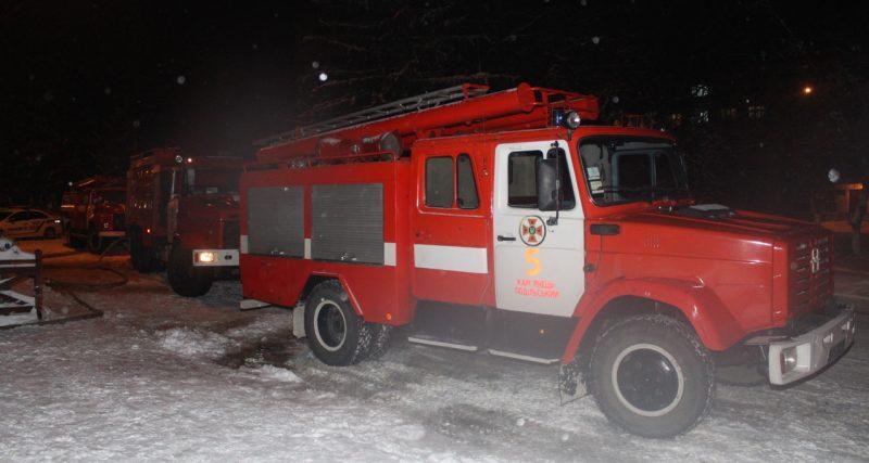 У Кам'янці-Подільському в готелі ледь не загинуло 8 людей