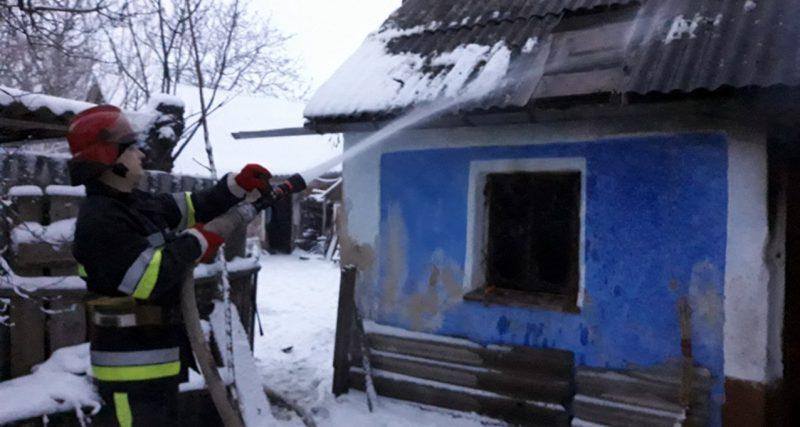 Хмельницька область: рятувальники за минулу добу ліквідували дві пожежі
