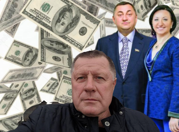 Майданівець Алім Міщук продав свій аграрний бізнес родині Герег