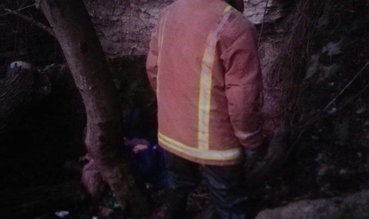 У Смотрицькому каньйоні знайшли мертву жінку