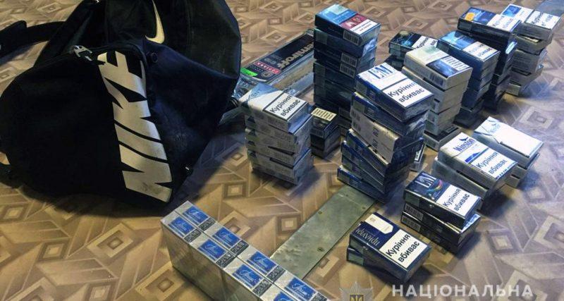 В ніч на 7 березня поліцейські розкрили крадіжку з магазину