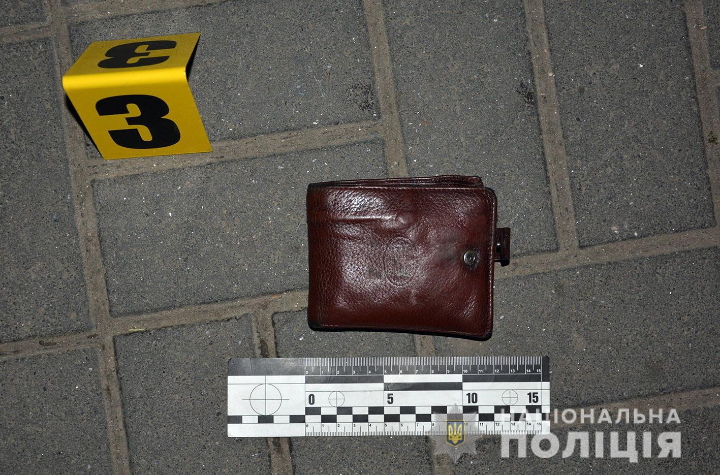 У Хмельницькому на місці злочину затримали 36-річного грабіжника