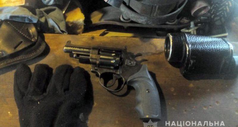 На Хмельниччині поліцейські вирахували групу вимагачів