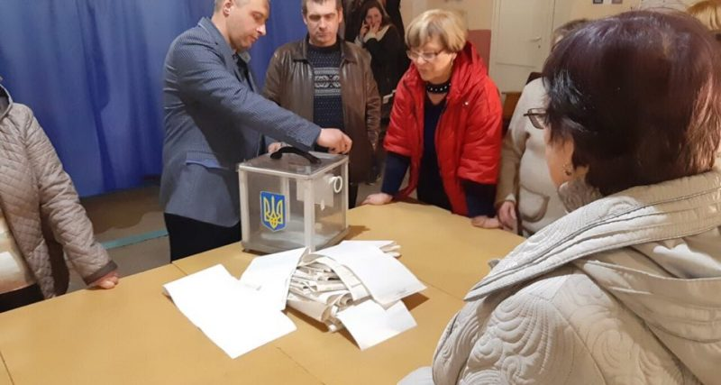 На Хмельниччині явка виборців на дільниці склала 65,08%