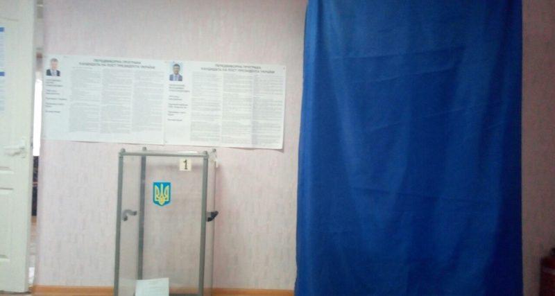 Голосування на Хмельниччині: нестача скриньок та голосування без паспорта