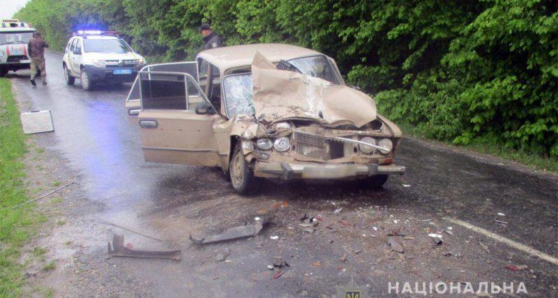 наслідки аварії на Віньковеччині