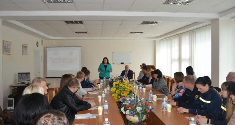 Хмельницька філія Донецького університету відкриває магістратуру для держслужбовців