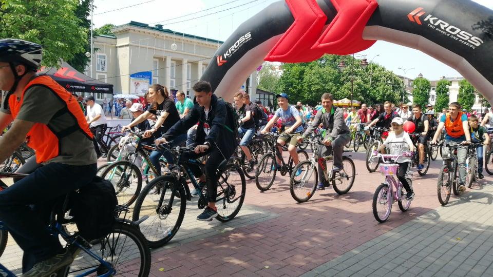 Велодень 2019 у Хмельницькому