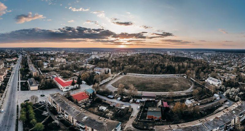 район Шепетівський