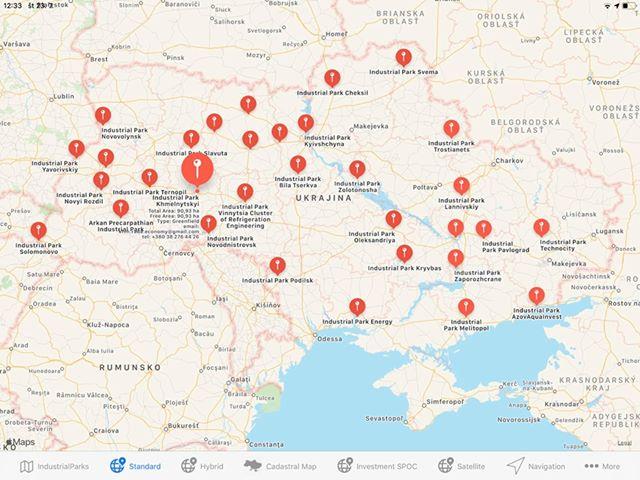 Словак Сергій Страйняк створив безкоштовний мобільний додаток для залучення інвестицій в Україну
