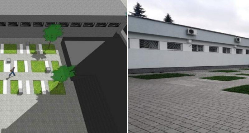 Як проєкти капітальних ремонтів не оживають: історія реконструкції Привокзальної площі та скверу у Хмельницькому