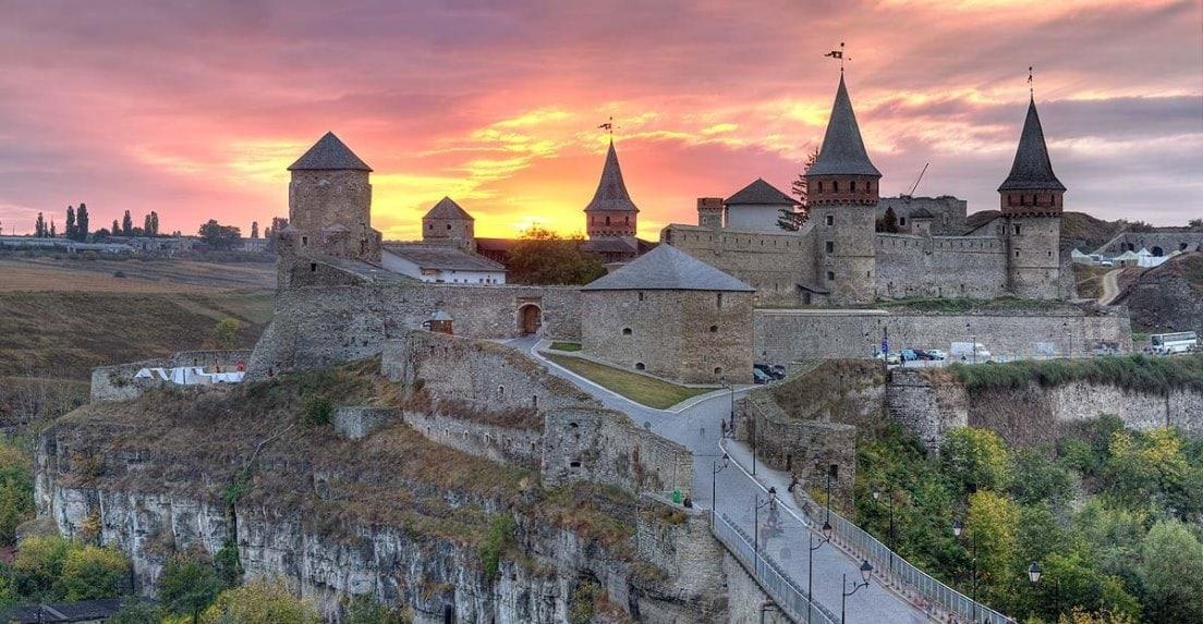 Кам'янець-Подільську фортецю тимчасово закриють для відвідувачів – Новини  Хмельницький