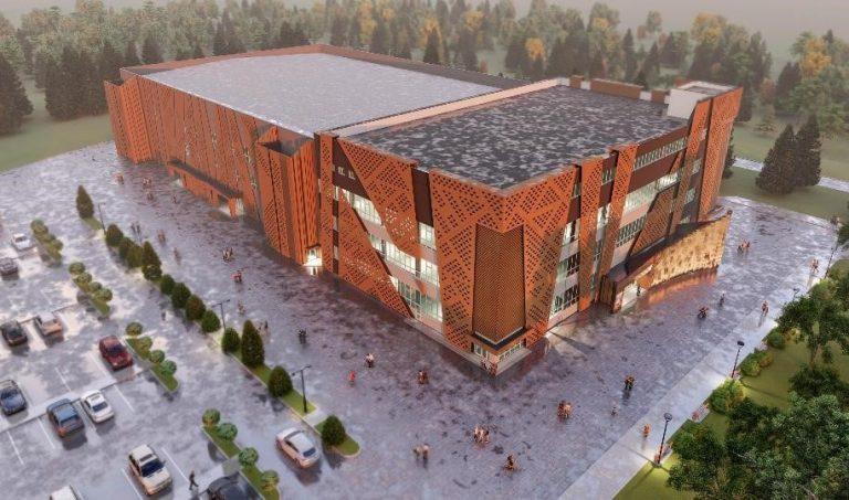 На будівництво Палацу спорту додатково виділено ще 25 млн грн
