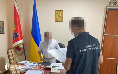 Обшуки в Старокостянтинівській міськраді: ДБР розслідує незаконне привласнення земель